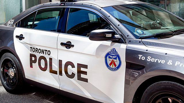 A Toronto police cruiser. Credit: JHVEPhoto/Shutterstock.