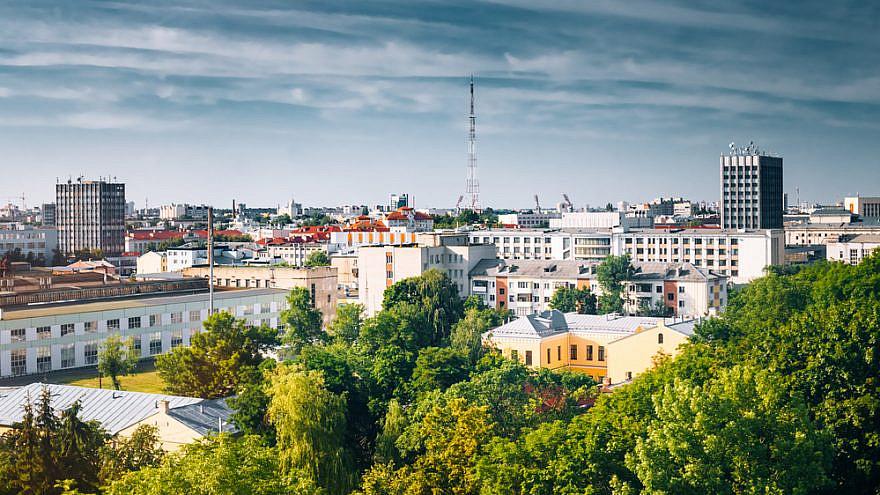 Gomel, Belarus. Credit: Grisha Bruev/Shutterstock.