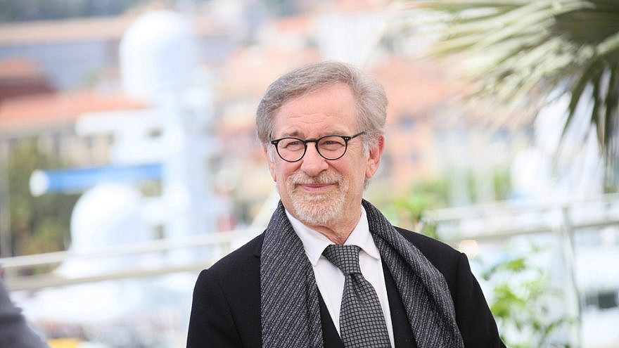 Steven Spielberg at the 69th annual Cannes Film Festival at the Palais des Festivals in France on May 14, 2016. Credit: Denis Makarenko/Shutterstock.