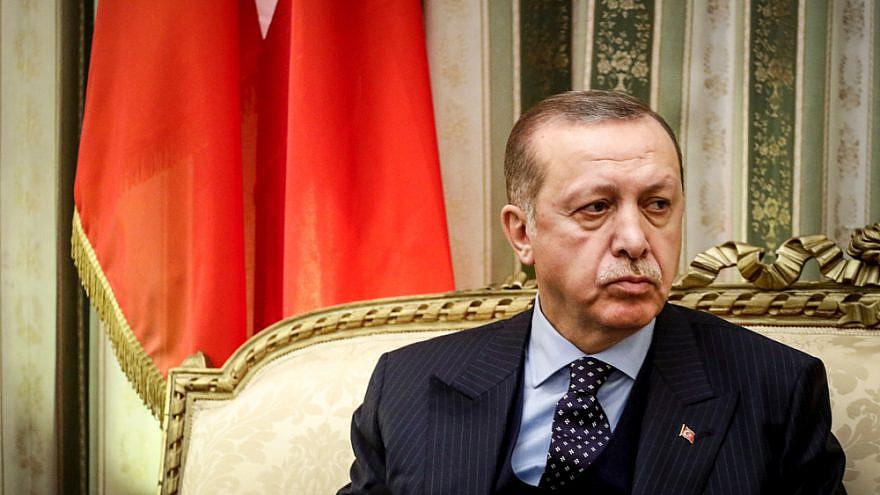 Turkey's President Recep Tayyip Erdogan. Credit: Ververidis Vasilis/Shutterstock.