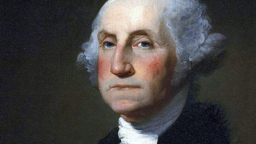 George Washington. Credit: Wikimedia Commons.