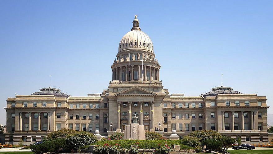 The Idaho State Capitol building. Credit: Wikimedia Commons.