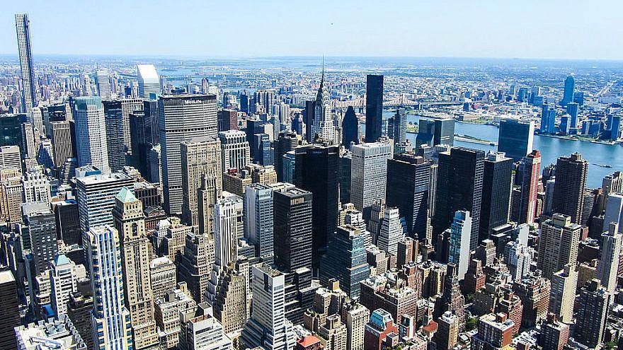 Manhattan, New York City, Aug. 14, 2015. Credit: Ivan2010 via Wikimedia Commons.
