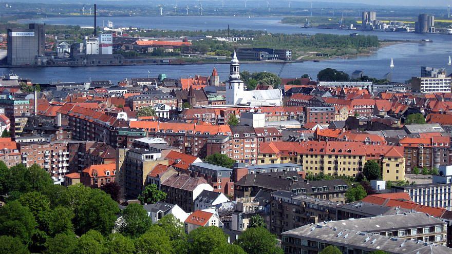 Aalborg, Denmark. Credit: by Tomasz Sienicki via Wikimedia Commons.