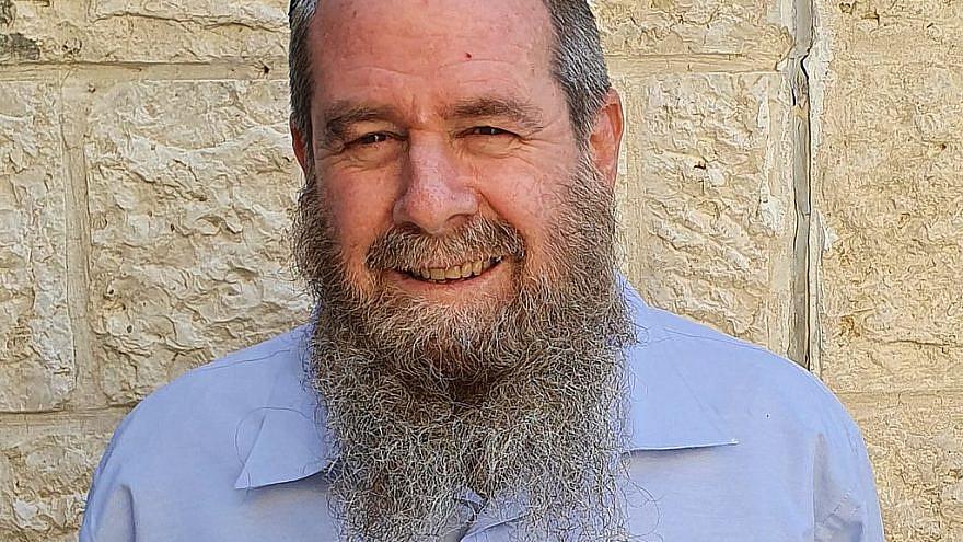 Noam Party head Avi Maoz, Jan. 19, 2021. Credit: Wikimedia Commons.