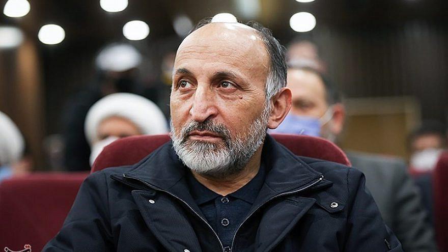 IRGC Brig. Gen. Muhammad Hussein-Zada Hejazi. Credit: Tasnim News Agency.