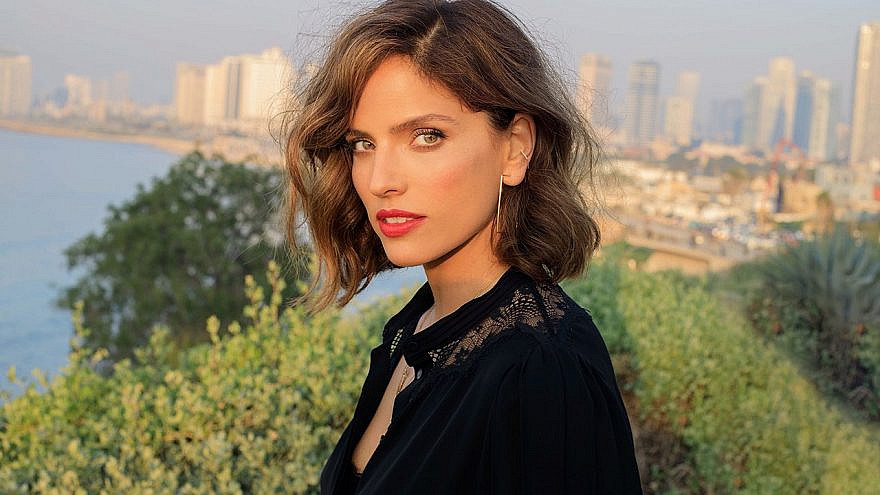 Israeli-American actress, producer and activist Noa Tishby. Credit: Wikimedia Commons.