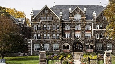 Moravian College in Bethlehem, Pa. Credit: Moravian College.