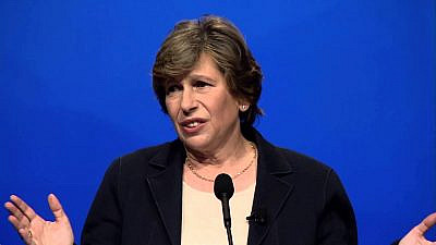 Randi Weingarten. Source: Screenshot.