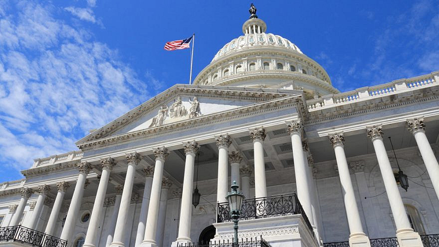The U.S. Capitol building. Credit: Tupungato/Shutterstock.
