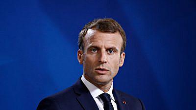 French President Emmanuel Macron in 2018. Credit: Alexandros Michailidis/Shutterstock.