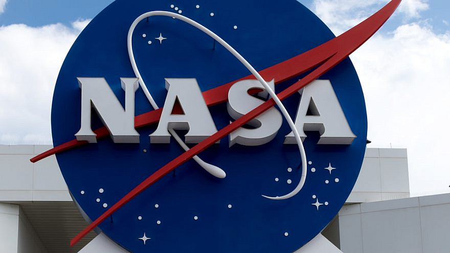 NASA sign at Cape Canaveral, Kennedy Space Center. Credit: L. Galbraith/Shutterstock.