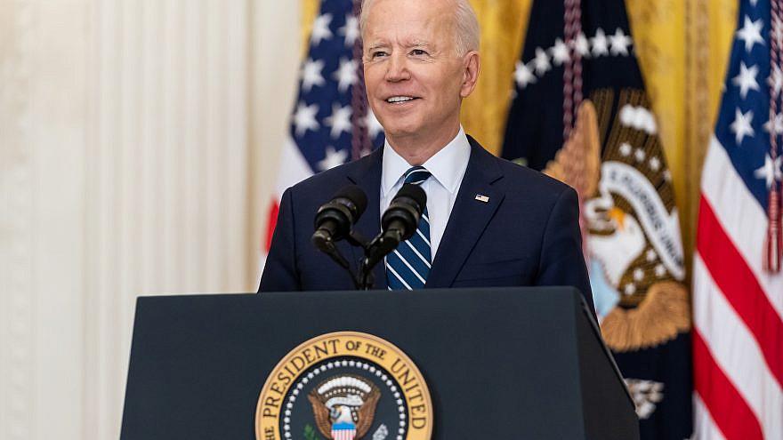 U.S. President Joe Biden. Source: Joe Biden/Facebook.