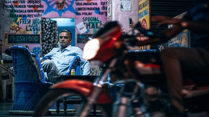 A scene in India. Credit: Pixabay.