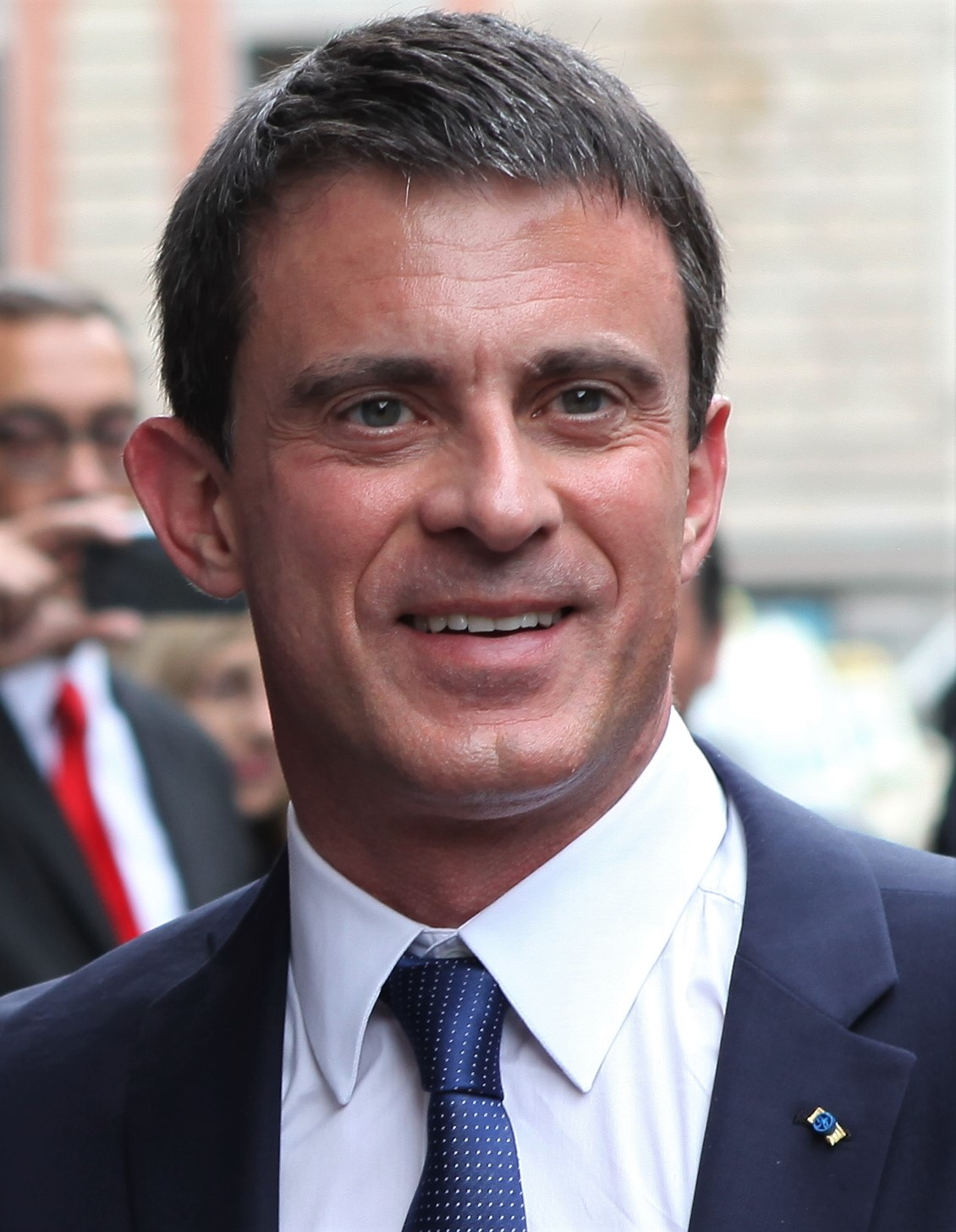 Former French Prime Minister Manuel Valls. Credit: Wikimedia Commons.