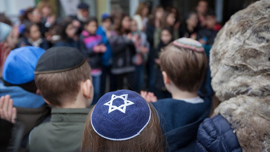 Young American Jews. Credit: SeeSaw GmbH/Shutterstock.