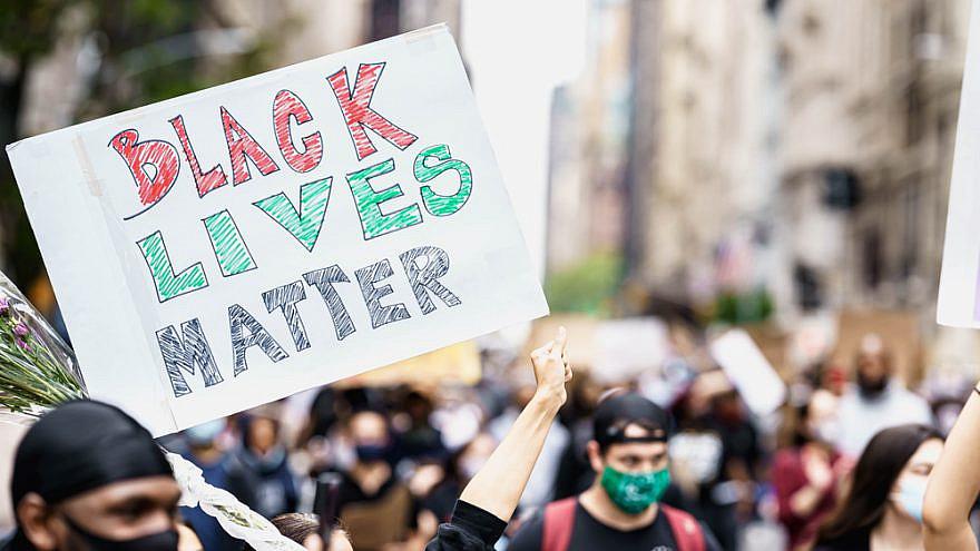 Black Lives Matter supporters. Credit: tetiana.photographer/Shutterstock.