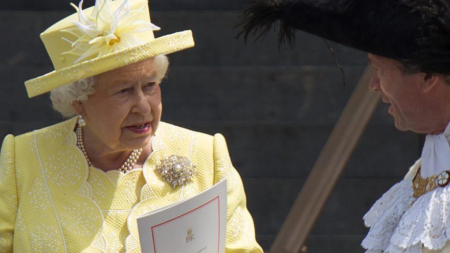 Queen Elizabeth II. Credit: Shutterstock.