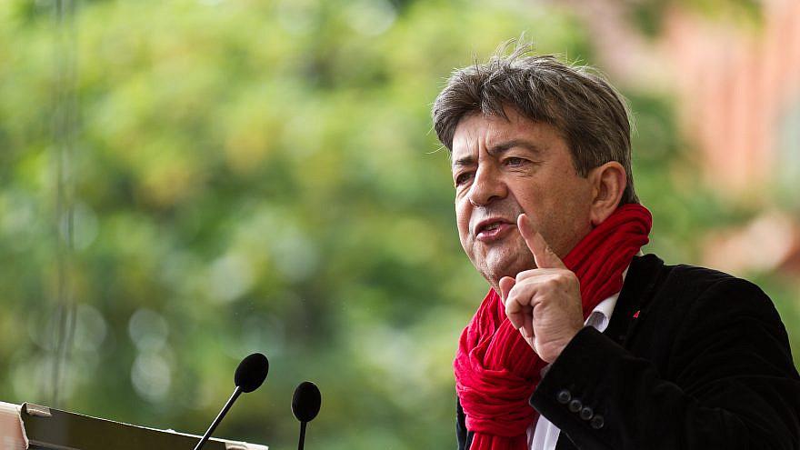 Jean-Luc Mélenchon. Credit: Pierre-Selim/Flickr.