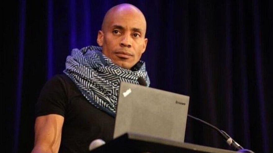Kamau Bobb, head if diversity at Google. Source: Twitter.