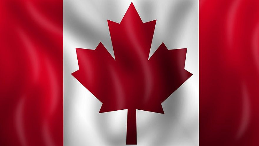Flag of Canada. Credit: Pixabay.