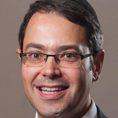Rabbi Daniel Rowe. Credit: Aish U.K.