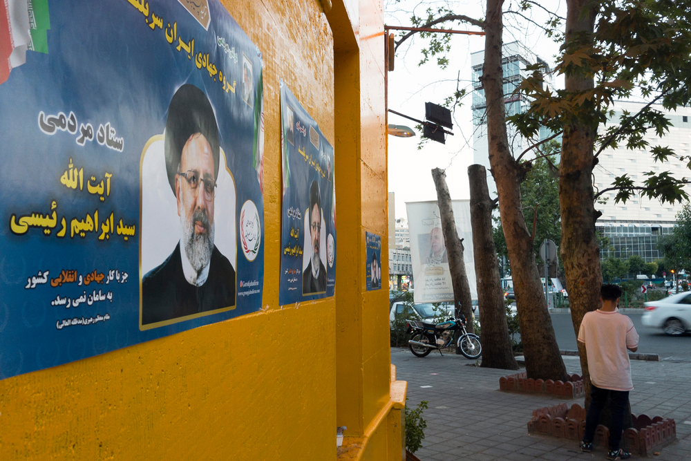 Iran's election farce raises 'regime change' debate once more