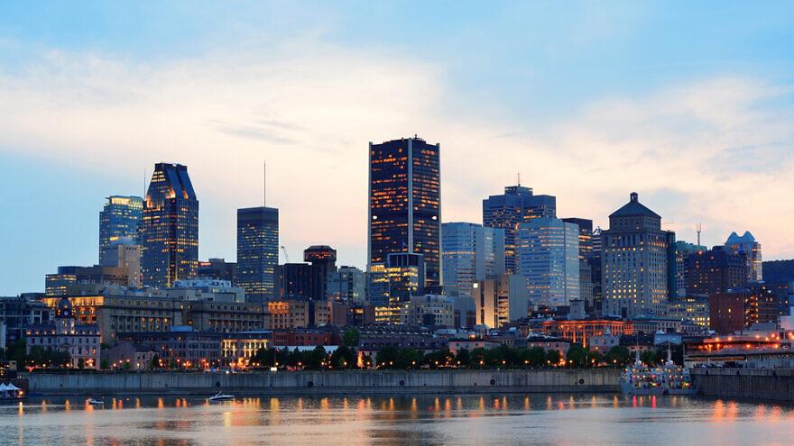 Montreal skyline. Credit: Songquan Deng/Shutterstock.