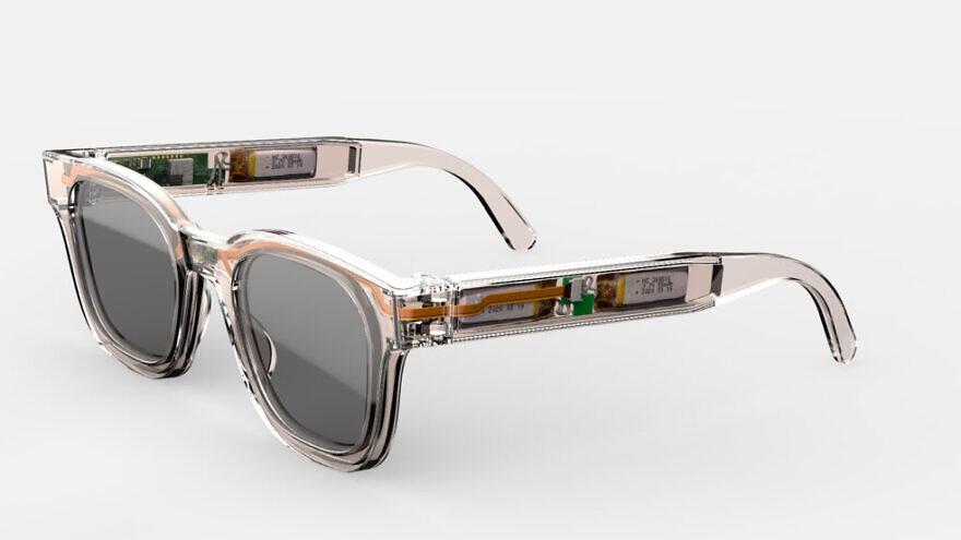 DeepOptics glasses. Credit: DeepOptics.