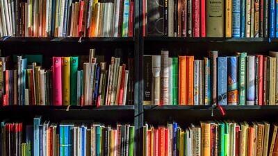 Books. Credit: Pixabay.
