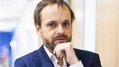Foreign Minister of the Czech Republic Jakub Kulhanek. Source: Twitter.