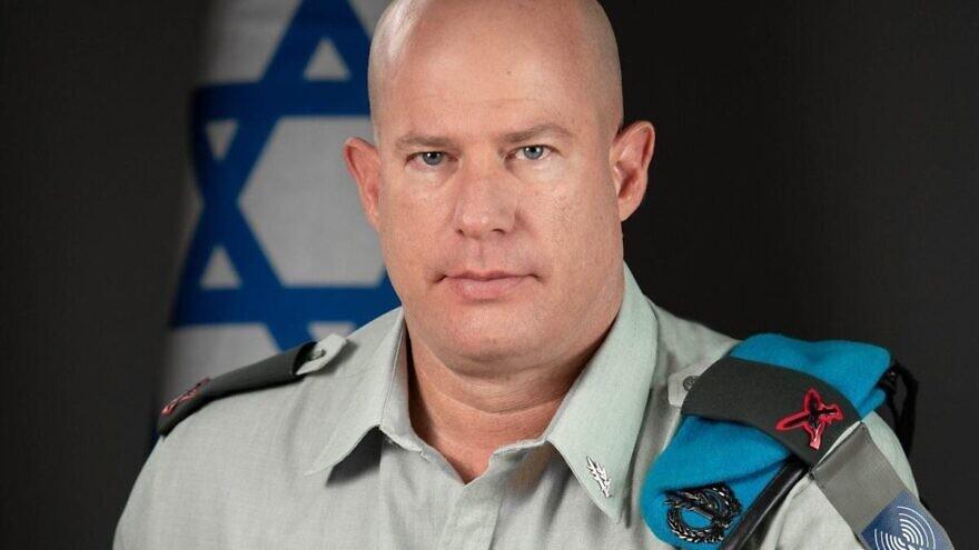 Israeli Defense Attaché to the United States, Maj. Gen. Hidai Zilberman. Credit: Wikimedia Commons.