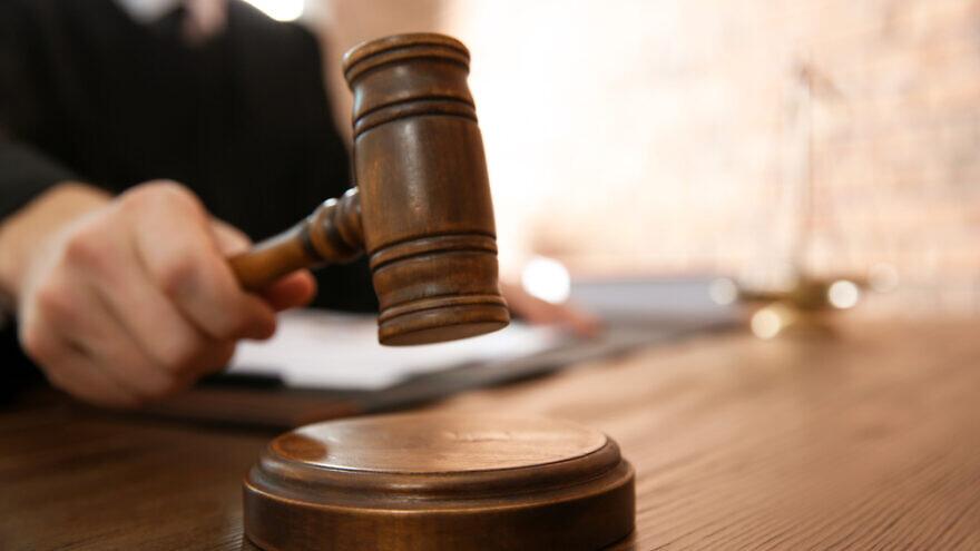 Court proceedings. Credit: New Africa/Shutterstock.