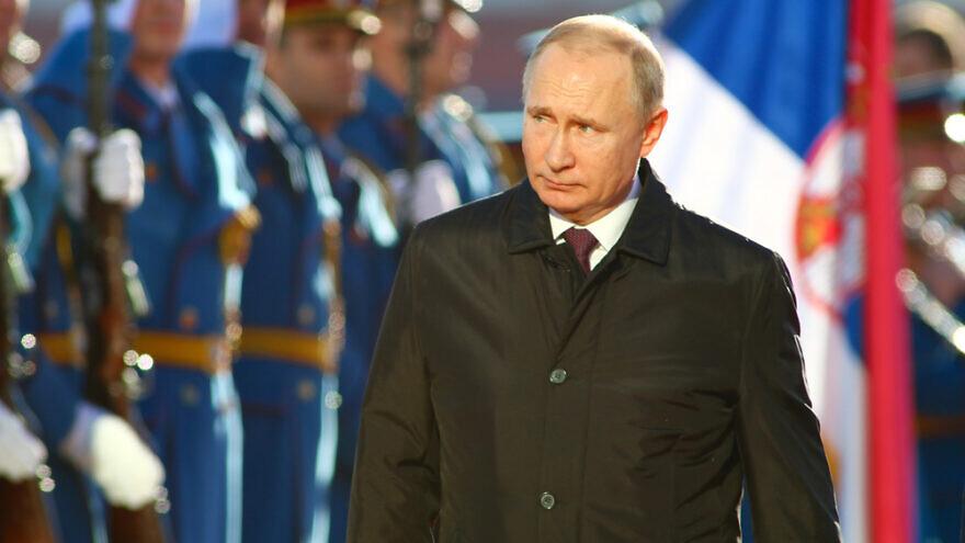 Russian President Vladimir Putin in 2019. Credit: Sasa Dzambic Photography/Shutterstock.