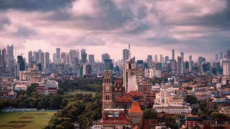 Mumbai, India, Oct. 25, 2020. Credit: Wikimedia Commons.