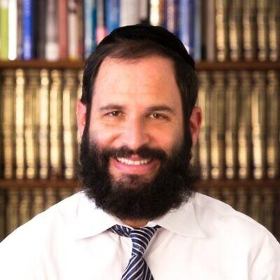 Rabbi Moshe Scheiner. Credit: Palm Beach Synagogue.