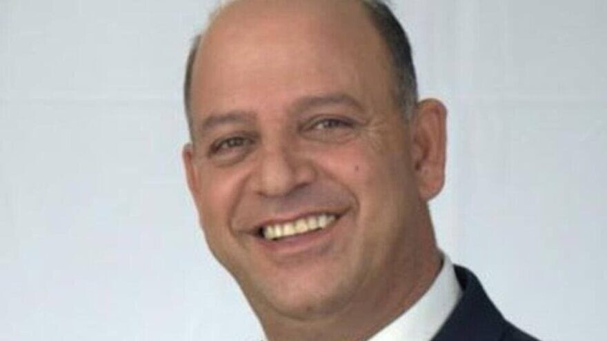 Sahar Ismail, Arab society adviser to Israel's education minister, was shot dead in his car in the Arab Israeli town of Rameh on Aug. 15, 2021. Source: Telegram.