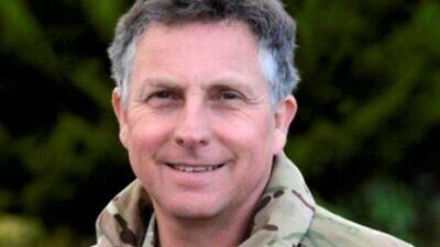 British Chief of Defense, Staff Gen. Sir Nick Carter. Credit: www.gov.uk/government.