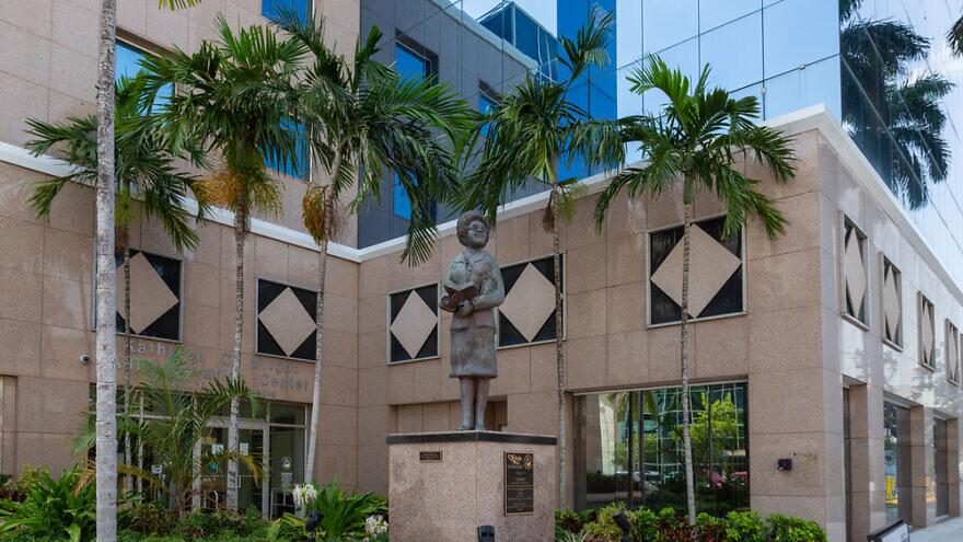 Broward County Public Schools Department at Fort Lauderdale, Florida. Credit: YES Market Media/Shutterstock.