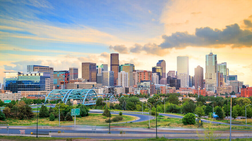 Denver, Colorado. Credit: f11photo/Shutterstock.