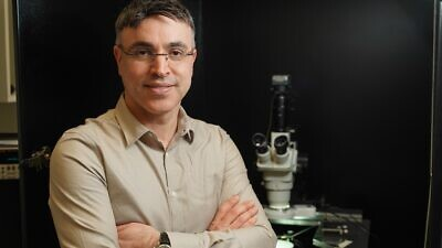 Professor Hossam Haick. Credit: Office of the Technion Spokesperson.