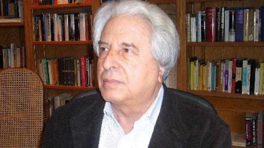 Saul Friedlander in 2008. Credit: Wikimedia Commons.