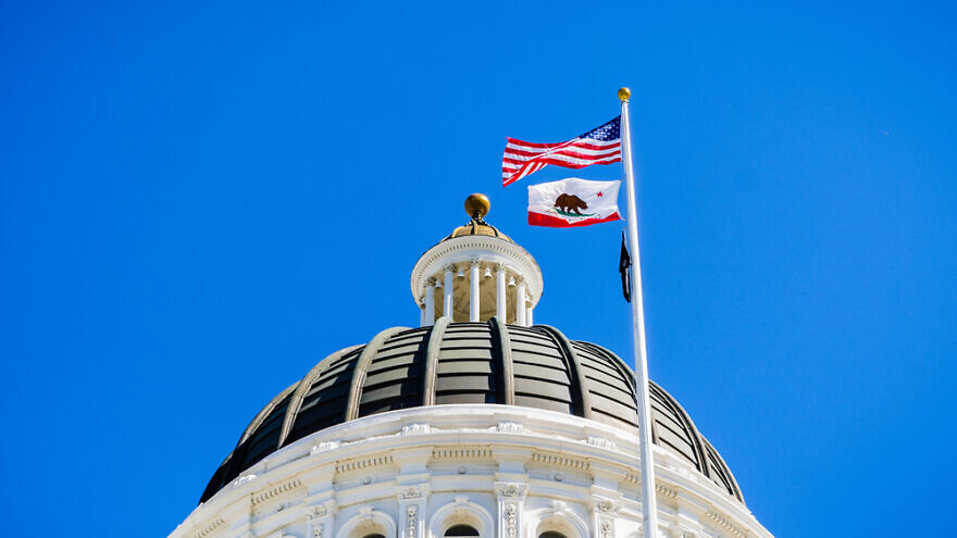 The California State Capitol. Credit: Shutterstock/Sundry Photography