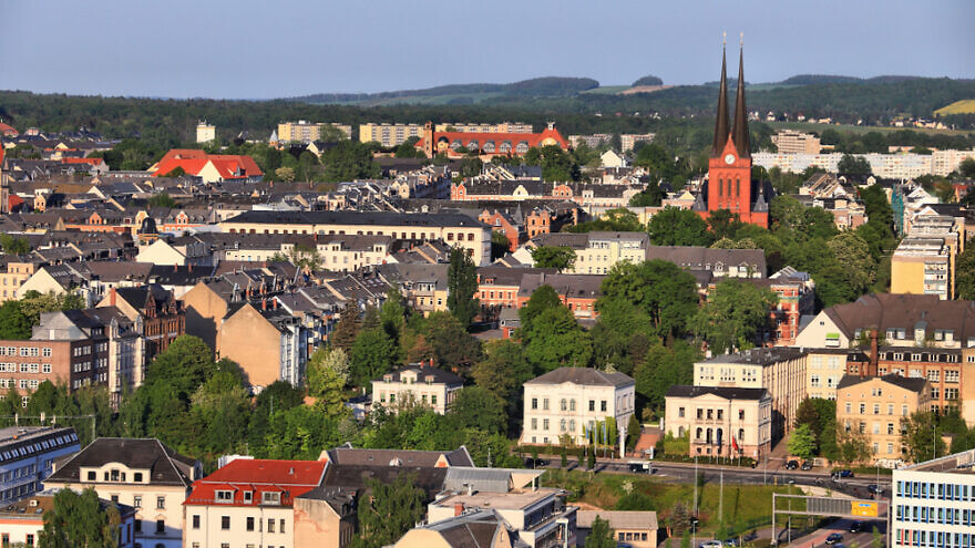 Chemnitz, Germany. Credit: Shutterstock/Tupungato