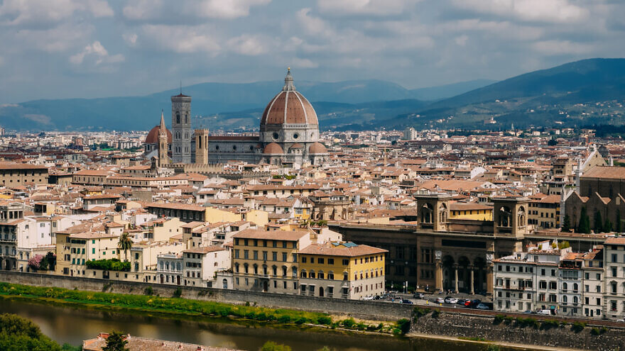 A view of Florence, Italy. Credit: Boriska Photo/Shutterstock.