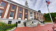 Burlington City Hall. Credit: Felix Lipov/Shutterstock.