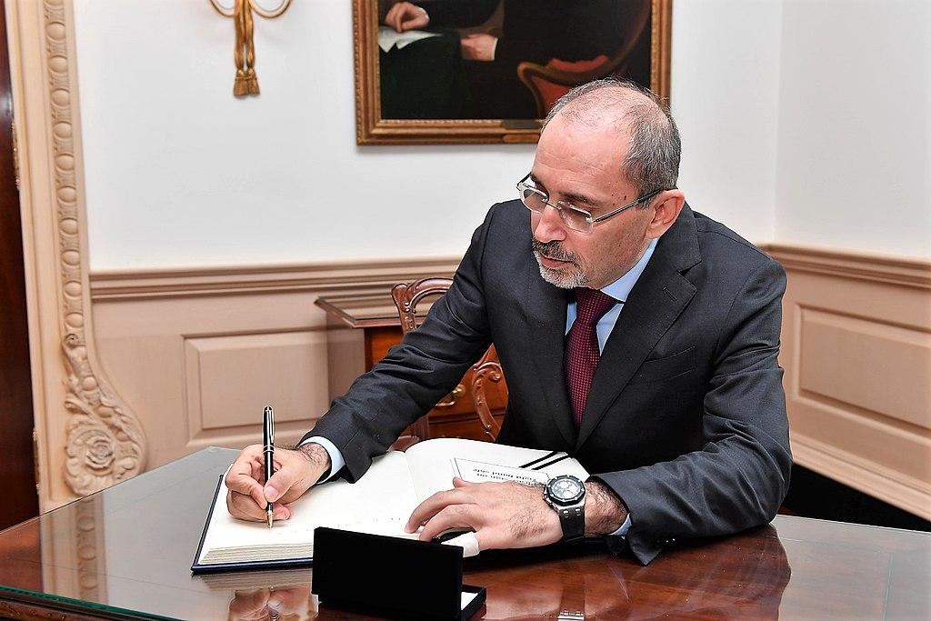 Jordanian foreign minister forbids processing of Judea and Samaria land deals