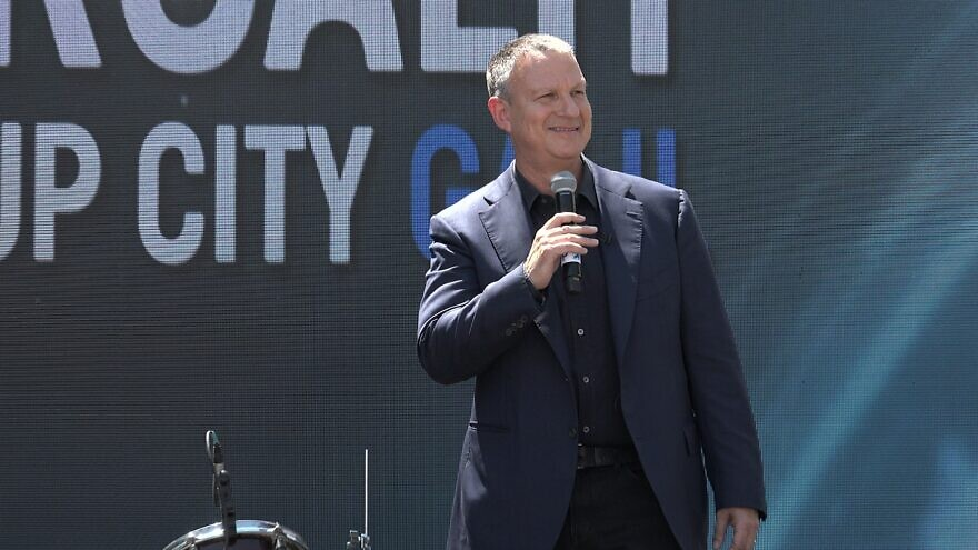 Erel Margalit, founder and executive chairman of Jerusalem Venture Partners and Margalit Startup City Galil. Photo by Ofer Freiman.