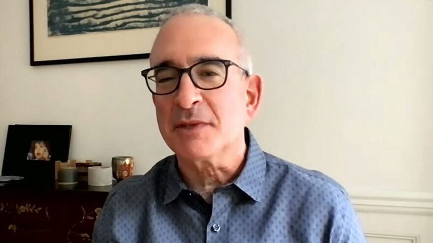 Professor Joshua Angrist, winner of the 2021 Nobel Memorial Prize in Economics. Source: YouTube.