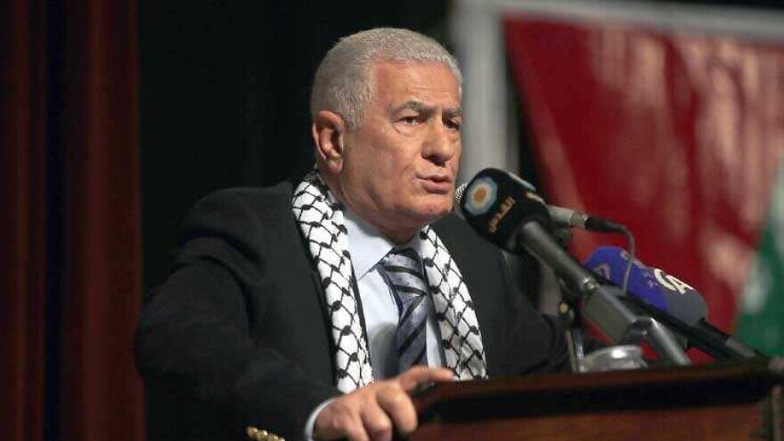 Fatah Central Committee member Abbas Zaki. (MEMRI)